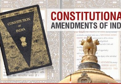 Major Amendments Made to the Indian Constitution